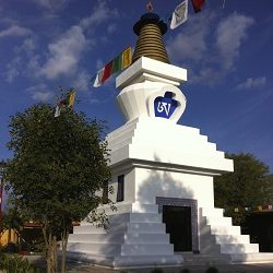2 Stupa